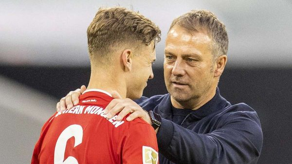 Hansi Flick: Erst Bundestrainer - und dann? Rückkehr zum FC Bayern offenbar möglich