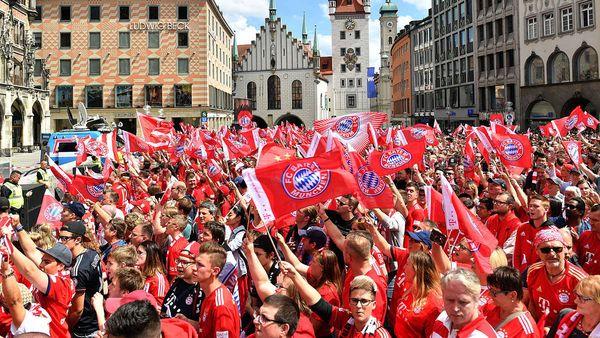 FC Bayern: Meisterfeier mit Fans am Marienplatz? Oliver Kahn gibt Prognose ab