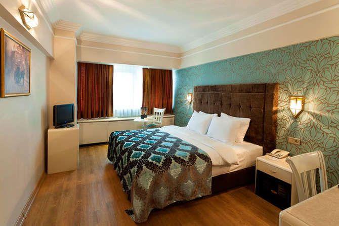 Lastminute voor Grand Anka Hotel in Istanbul TR bij Boeklastminute.com