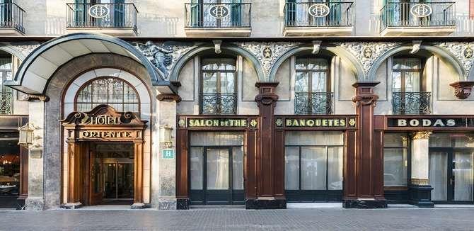 Lastminute voor Oriente Atiram Hotels in Barcelona ES bij Boeklastminute.com