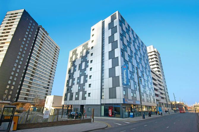 Lastminute voor Travelodge Stratford in Londen GB bij Boeklastminute.com