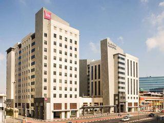 Lastminute voor Ibis Deira City Centre in Dubai AE bij Boeklastminute.com