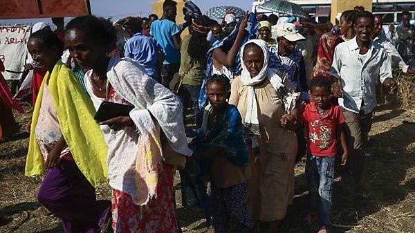 Äthiopien weist in Konflikt um Tigray Vermittler zurück