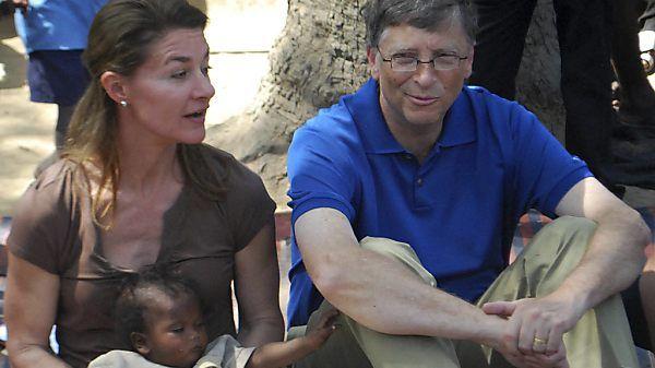 Der Microsoft-Gründer Bill Gates und seine Frau Melinda lassen sich nach 27 Ehe [...]