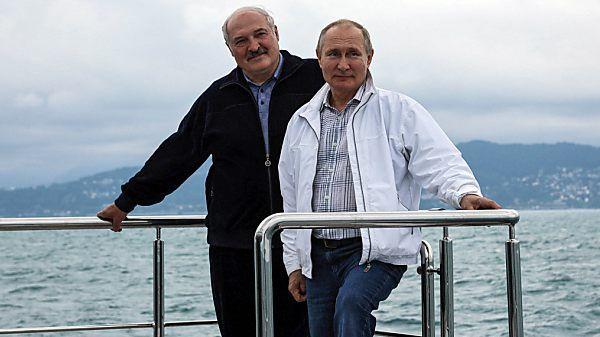 Sassoli für mehr EU-Sanktionen gegen Moskau wegen Belarus
