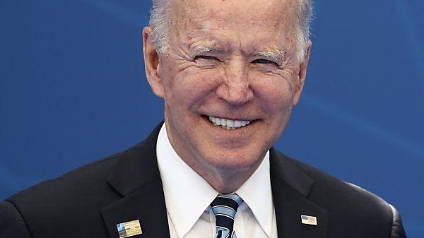 US-Präsident Biden trifft EU-Spitzen zum Gipfel in Brüssel
