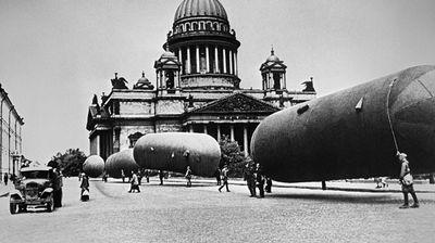 Kako se Lenjingrad kamuflirao pod opsadom u Drugom svetskom ratu