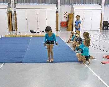 Waihi Beach Hall - Gymnastics