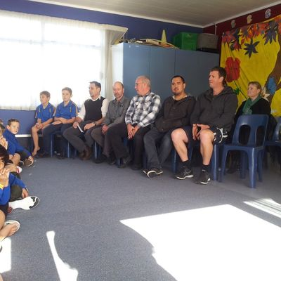 Powhiri for New Principal