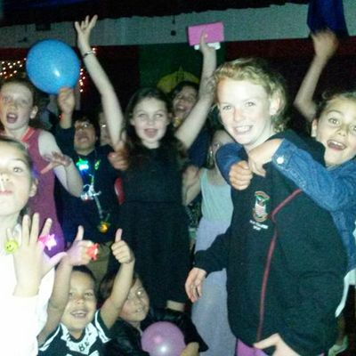Disco Fun For East School Students
