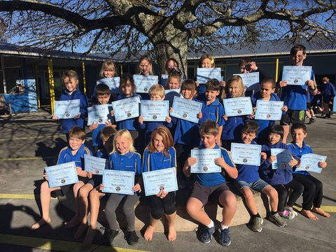 Term 2 2018 (week 5) Principal's Awards