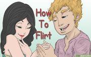 你今日flirt咗未?
