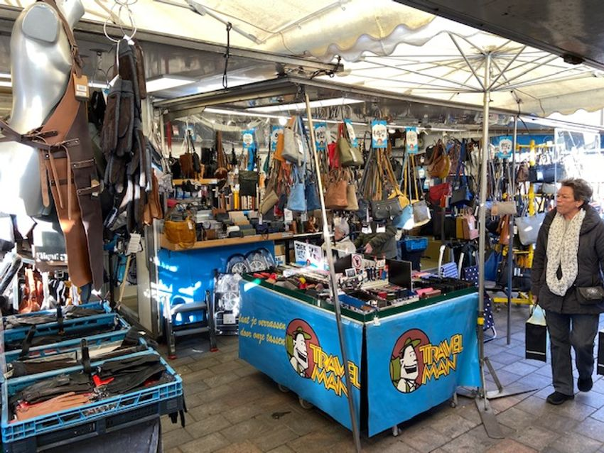 Weekmarkt Loosduinen