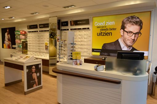 Eye Wish Opticiens interieur