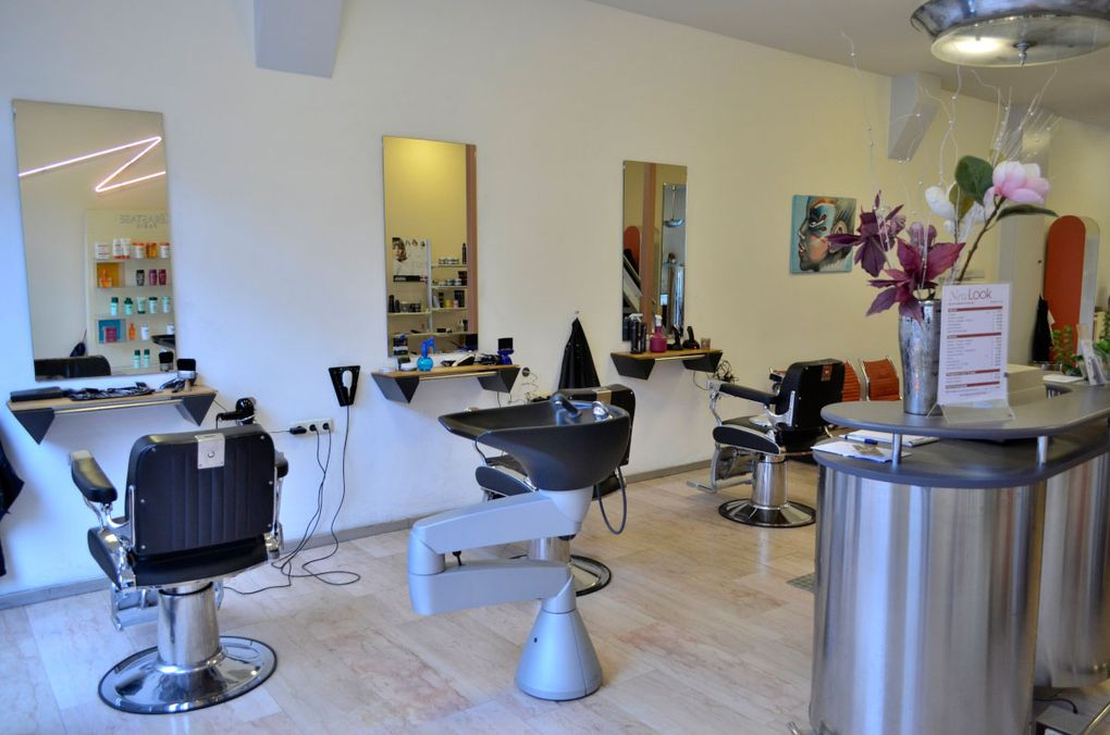 New Look Haarmode interieur
