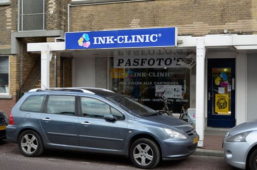 Ink Clinic interieur