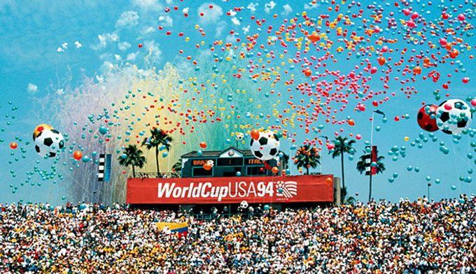 逝去日子⋯⋯94年,我的世界盃回憶⋯⋯