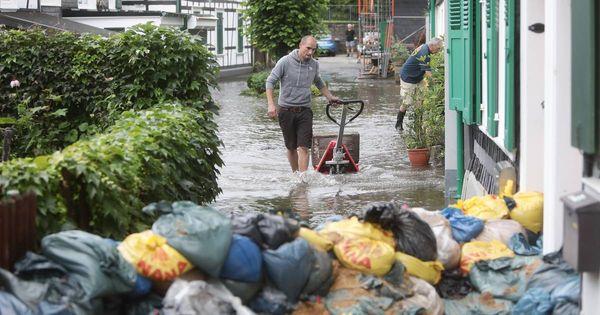 Nach Unwetter: Bundeswehr hilft in Wuppertal-Beyenburg beim Aufräumen [WZ+]