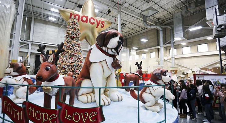 92nd Macy's Thanksgiving Day Parade to be held on Nov. 22 in U.S.
