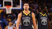 【Durant+Thompson聯手飆進63分 Aldridge空砍34分12籃板苦吞二連敗】