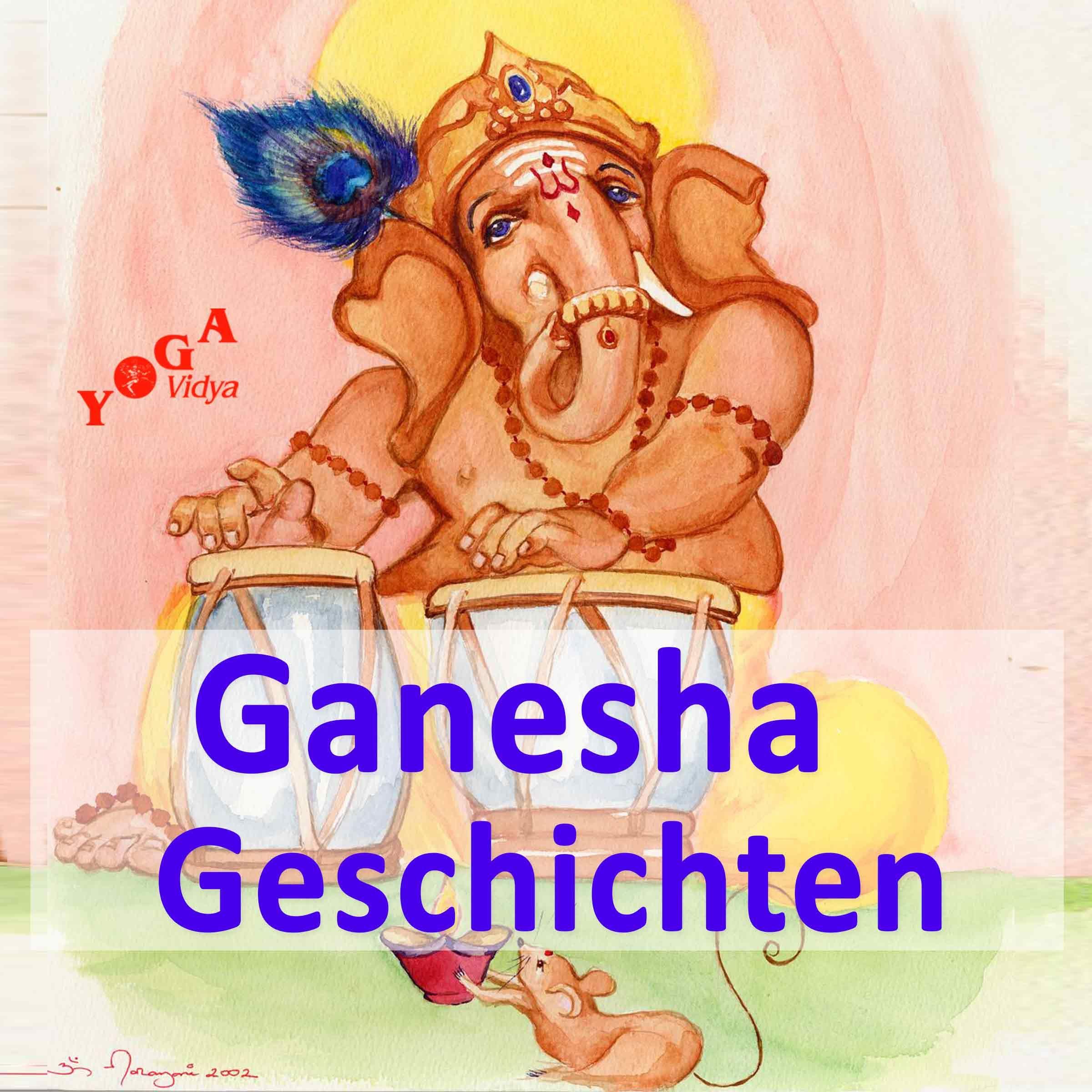 Ganesha – Überwinder der Hindernisse