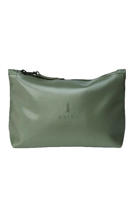 Νεσεσέρ Rains Cosmetic Bag 1560-SHINNY OLIVE