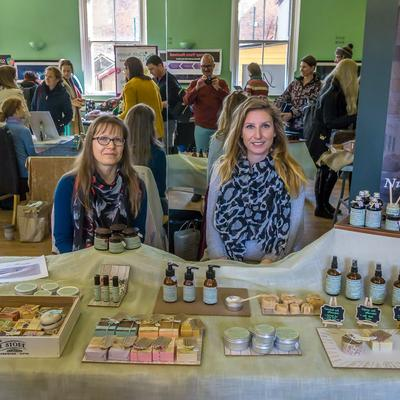 Zero Waste Festival - Soaps and oils