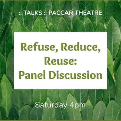 Saturday, 4pm - Panel Discussion