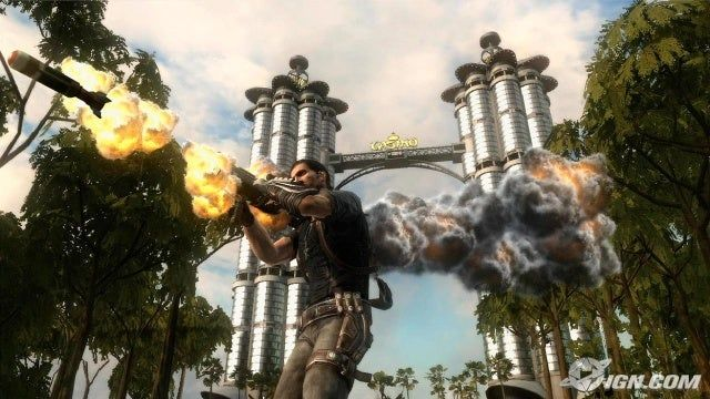 Just Cause 2 (2010) - RELOADED PL + CRACK