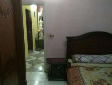 غرفة مفروشة مستقلة للايجار شهري للرجال