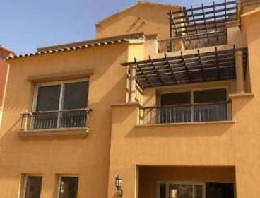 Compound Mivida Twin House For Rent ميفيدا