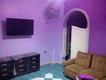شقة مفروشة مشتركة للايجار خلف النادي الاهلي
