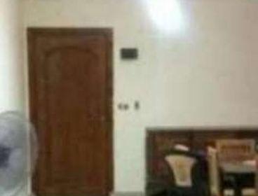 دور اول علوي في برج اسانسير مدخل رخام شقة
