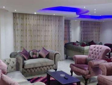 شقه أول سكن مفروش فندقيه في مدينة نصر