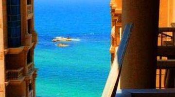شقة للايجار اليومي ترى البحر بوضوح