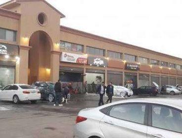 محل في السوق الشرقي خدمة سيارات