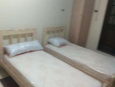 سكن طلبه سرير قرب مترو جامعه القاهره