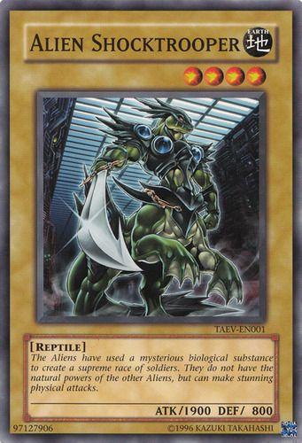 Duel Links Card: Alien%20Shocktrooper