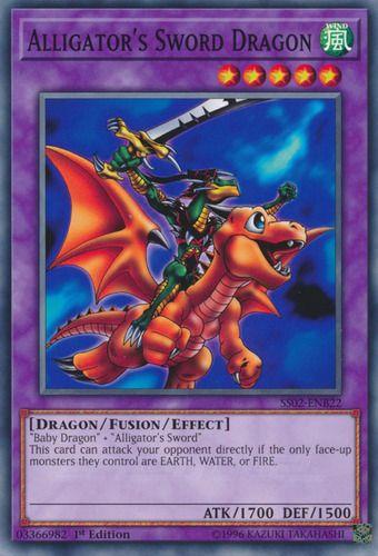Duel Links Card: Alligator's%20Sword%20Dragon