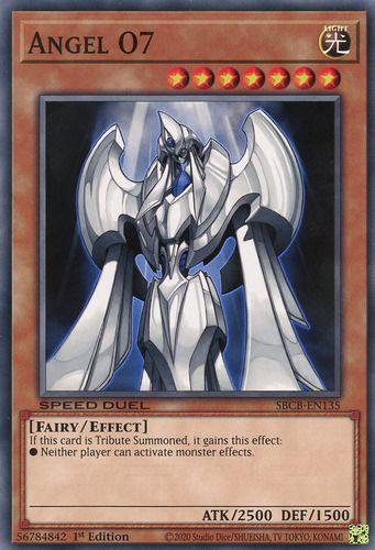 Duel Links Card: Angel O7