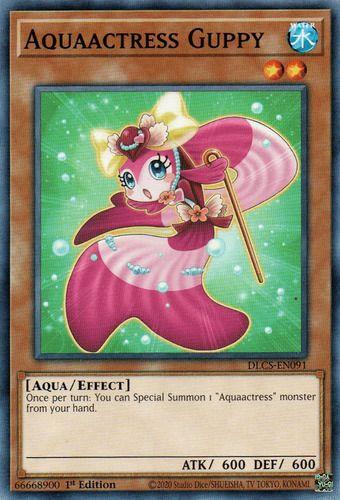 Duel Links Card: Aquaactress%20Guppy