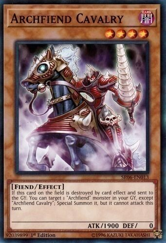 Duel Links Card: Archfiend%20Cavalry