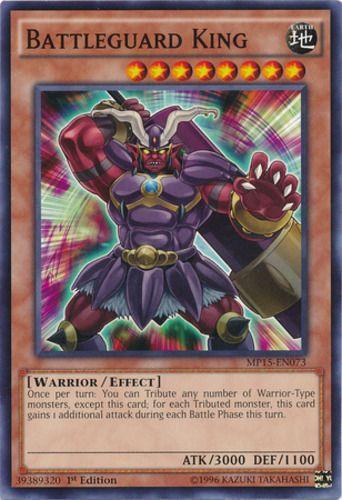 Duel Links Card: Battleguard%20King