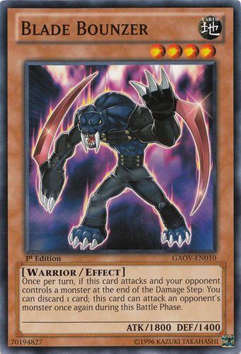 Duel Links Card: Blade%20Bounzer