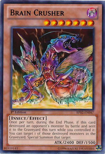 Duel Links Card: Brain Crusher