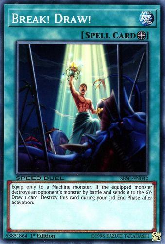 Duel Links Card: Break!%20Draw!