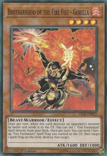 Duel Links Card: Brotherhood%20of%20the%20Fire%20Fist%20-%20Gorilla