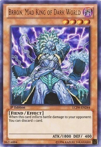 Duel Links Card: Brron,%20Mad%20King%20of%20Dark%20World
