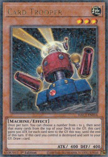 Duel Links Card: Card%20Trooper