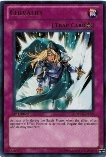 Duel Links Card: Chivalry